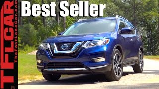 2017 Nissan Rogue First Drive Review: Why the Rogue is Nissan's New Best Selling Car
