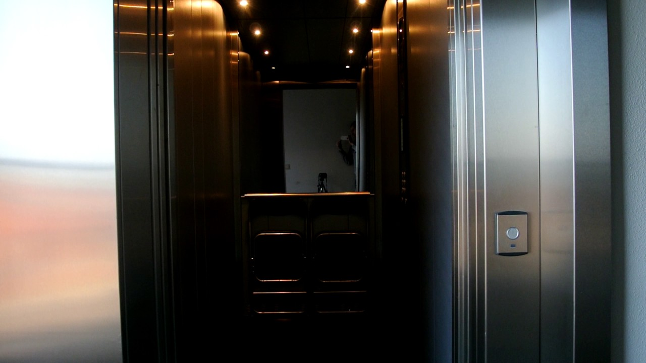 Sound Effect Elevator Lift Moving And Door Closing 96khz