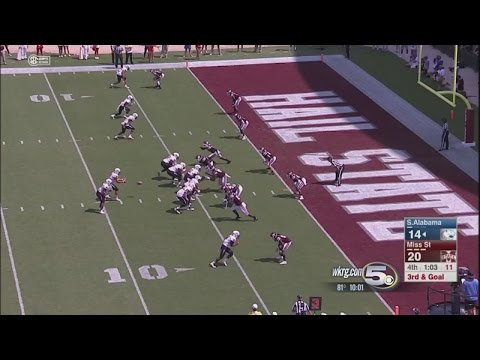 UPSET ALERT: South Alabama Stuns Mississippi State 21-20