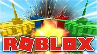Roblox ll MASSIVE EXPLOSIONS!
