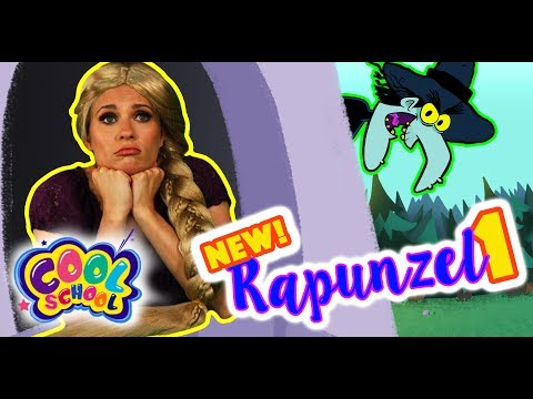 Rapunzel - Chapter 1 | Story Time with Ms. Booksy at Cool School