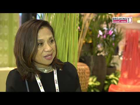Marie Venus Tan, chief operating officer, Philippines Tourism Promotions Board