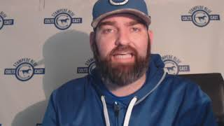 Stampede Blue Video 2018 Indianapolis Colts Week 10 Post Game Wrap