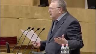 Жириновский В ЯРОСТИ Убирайтесь вон Единая Россия преступники негодяи