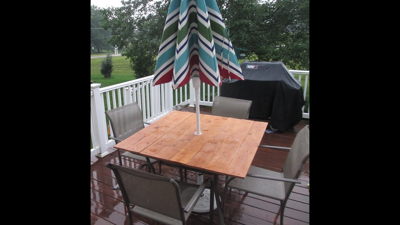 outdoor ways easy furniture surfaces out at table rust patio removing home how from stains to metal remove of