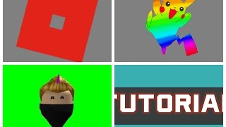 ROBLOX Tutorial #3 How To Animate [Links in der Beschreibung] [Credits to cheeto für die animierten Modelle]