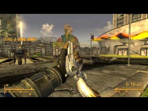 Fallout: New Vegas 'Globe Trotter' Speedrun in 12:25 (Without Loads)