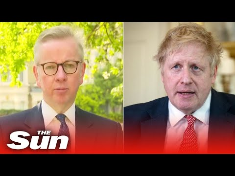 Michael Gove and Boris Johnson, From YouTubeVideos