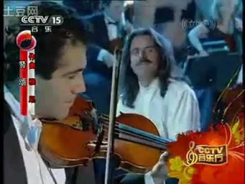 Yanni Tribute feat. Armen Anassian on Violin live broadcast version the original