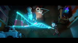 "Spies In Disguise | Sneak Peek ""Transformation"" 