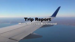 trip report mke lga ric on delta air lines e175 crj 700