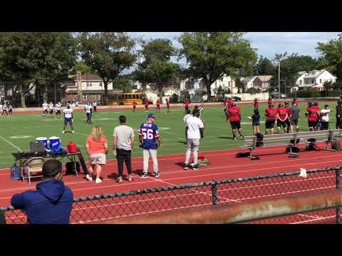 Information technology High school vs Adlai Stevenson football 2018 part 2