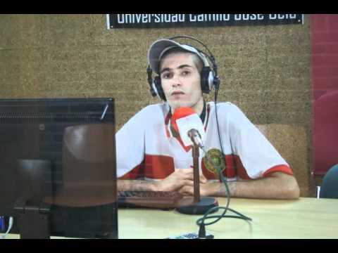 Ramses - Entrevista para Sonido Cronico Radio Villanueva (Alma Tranquila)