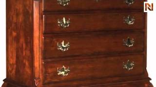Kincaid 60-094 Carriage House Silverware Chest