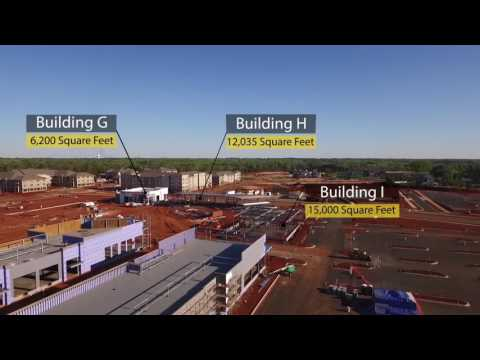 Graycor Project Drones: Waverly Mixed Use Development