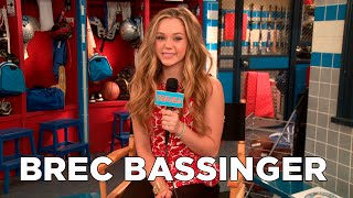 Bella And The Bulldogs Star Brec Bassinger Exclusive!