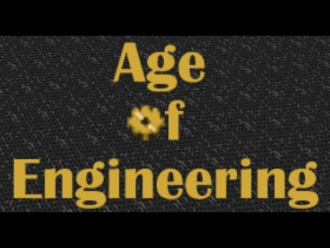 Minecraft Age of Engineering EP03 Industrial Age and portal cheat