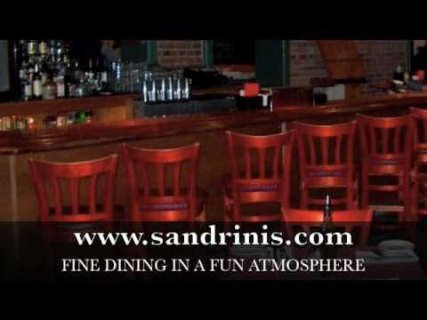 The Legendary Sandrini's Italian and Basque Restaurant In Downtown Bakersfield. CA.