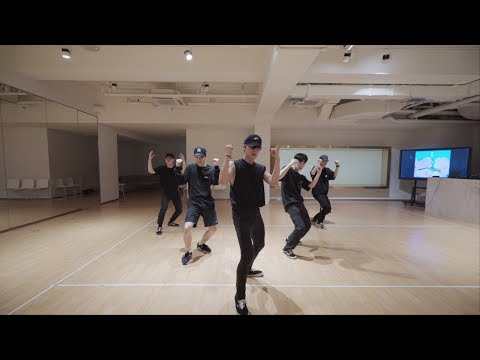 NCT TEN '夢中夢 (몽중몽; Dream In A Dream)' Dance Practice  THE STATION ver.