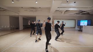 NCT TEN '夢中夢 (몽중몽; Dream In A Dream)' Dance Practice _THE STATION ver. Video