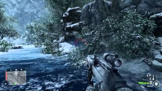 "Crysis Warhead - Mission 3 ""Adapt or Perish"""
