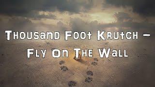 Thousand Foot Krutch Fly On The Wall Acoustic Cover Lyrics Karaoke
