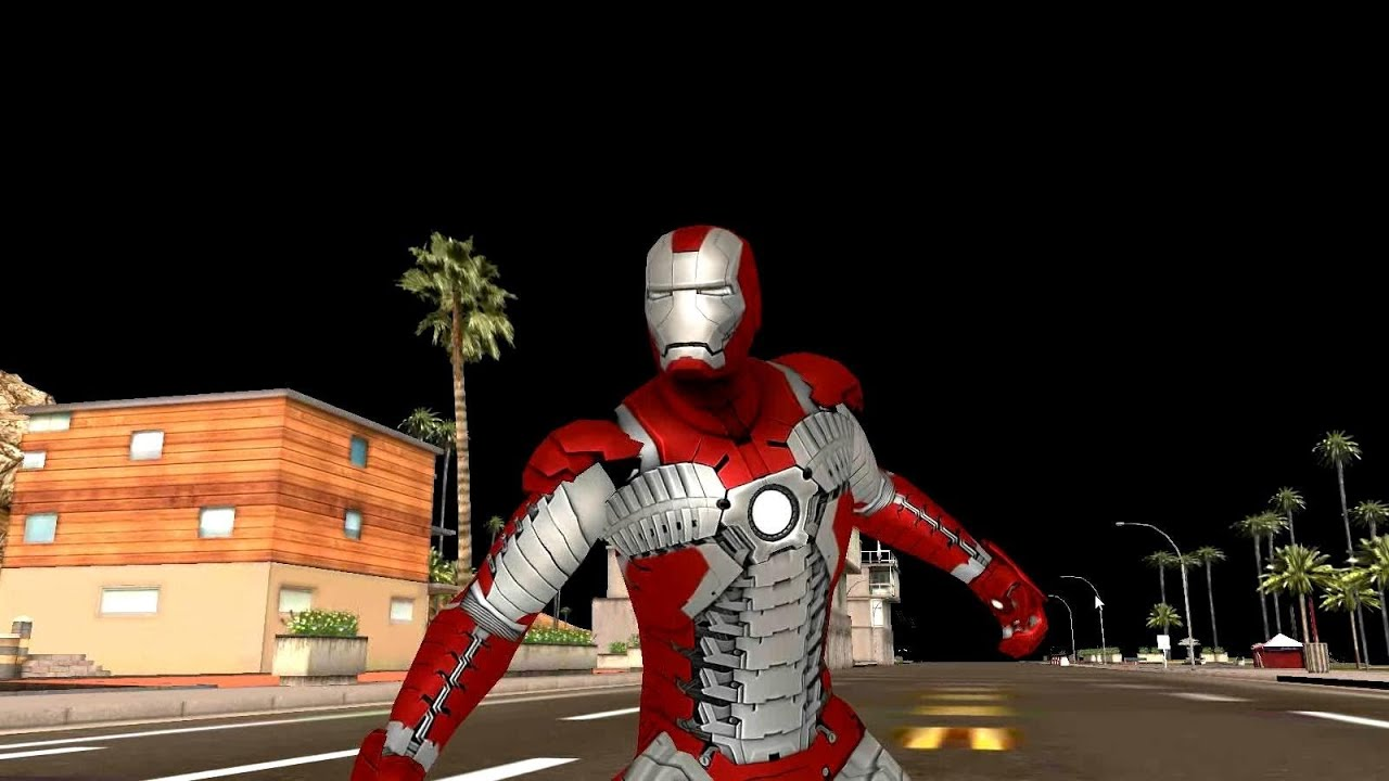 Iron Man 3: The Official Game - Gameplay Walkthrough Part ...