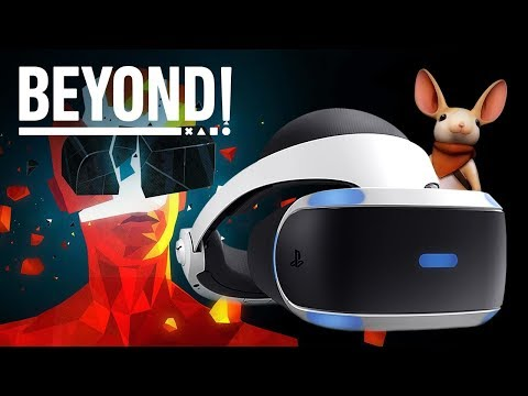 PlayStation VR Games to Play this Holiday - Beyond Highlight