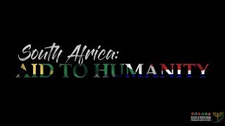 South Africa  Aid To Humanity