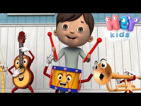 Bonhomme, Bonhomme, Sais-tu Jouer  Chansons pour enfants - HeyKids
