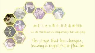Gambar cover EXO - Promise (约定) (Chinese ver.) [Color coded Chin|Pinyin|Eng lyrics]
