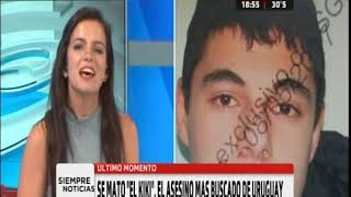 Se mat El Kiki , el asesino m s buscado de Uruguay