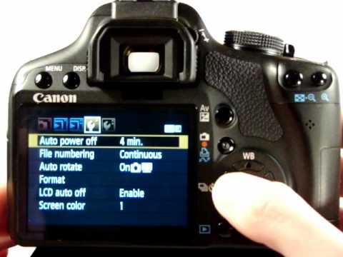 canon eos 500d tutorial video 11 flash off mode youtube rh youtube com Canon 10D Canon EOS 7D
