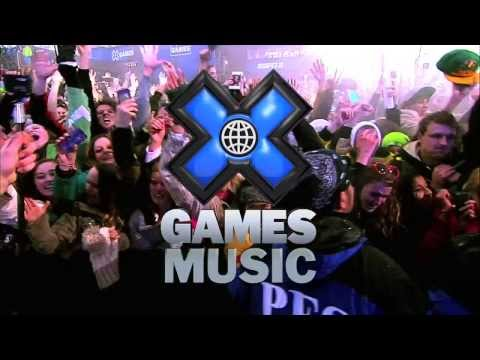 X Games Music takes over Aspen, CO