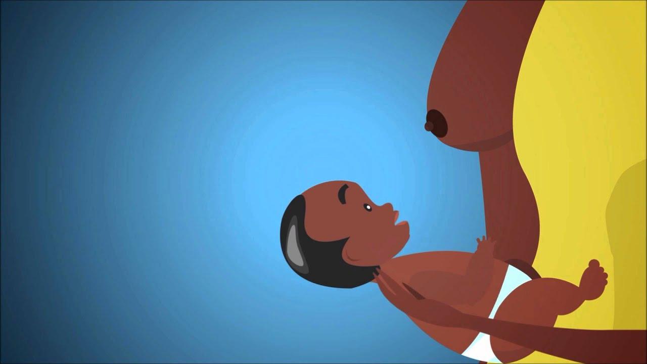 Breastfeeding Technique 1 Of 2 Youtube