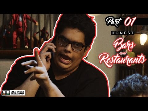 AIB :  Honest Bars & Restaurants | Part 01