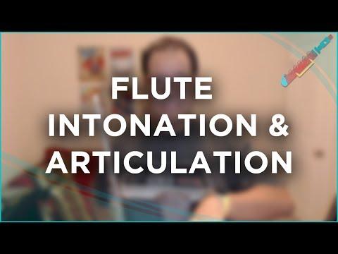 MINI LESSON - Flute Intonation & Articulation