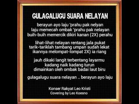 GULAGALUGU SUARA NELAYAN - cover