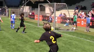 5. Intern. U9-Turnier des SK Rapid Wien