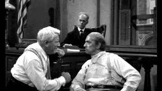 (Inherit The Wind (1960) What happened to reason?