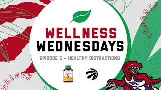 Wellness Wednesdays presented by Jamieson Vitamins: Episode 5 – Healthy Distractions