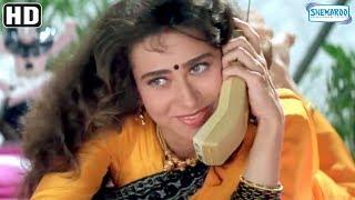 Salman Khan Surprises Karishma Kapoor - Jeet {1996} - Hit Bollywood Movie