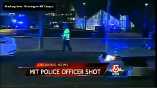 Breaking News - MIT Campus Police Officer Killed in Campus Shooting [Boston]