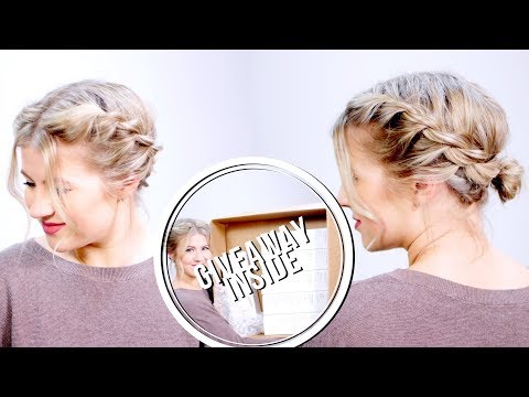 how-to-style-short-hair-second-day-hairstyle- -milabu