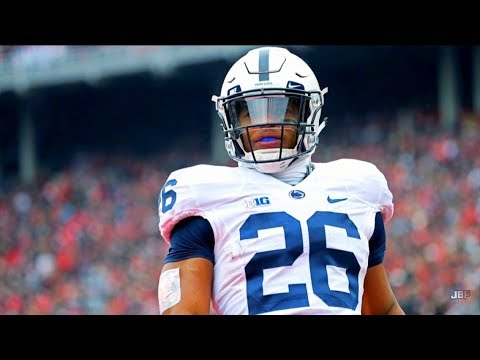 The Human Cheat Code    Penn State RB Saquon Barkley Career Highlights ᴴᴰ