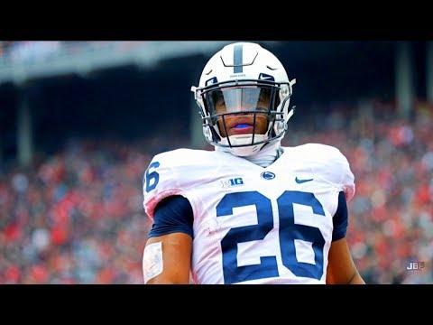 The Human Cheat Code || Penn State RB Saquon Barkley Career Highlights ᴴᴰ