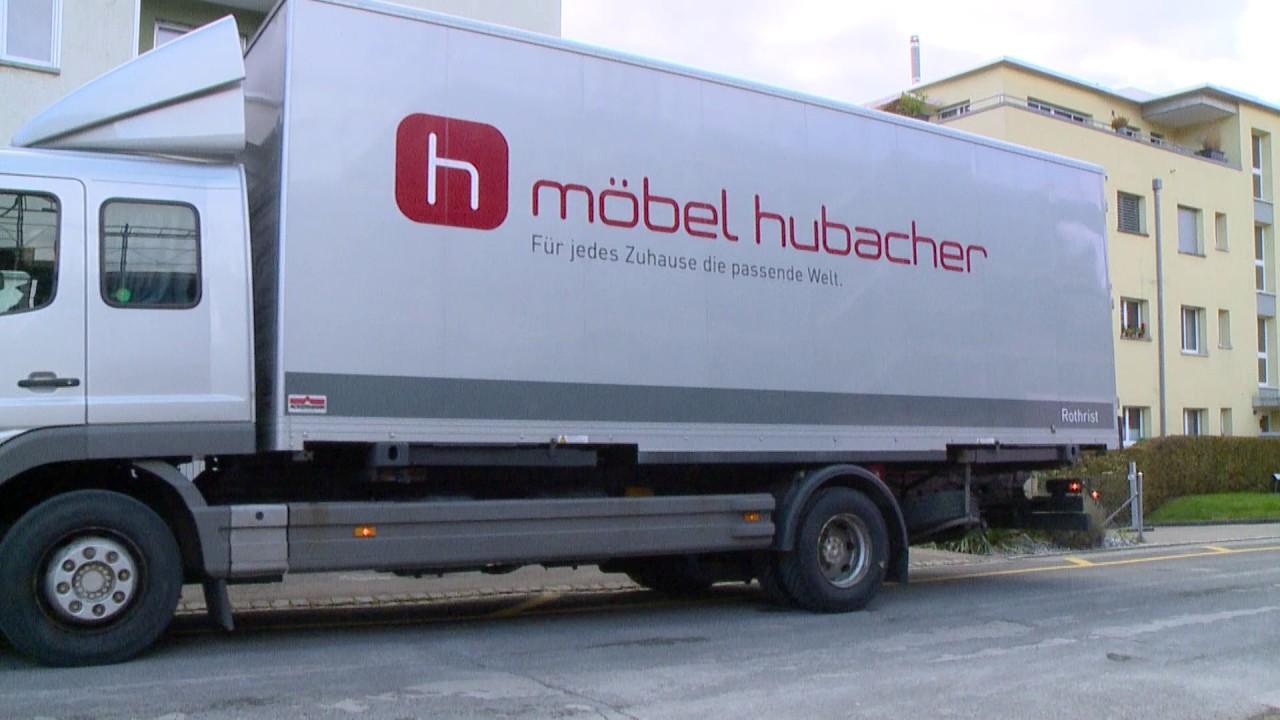 Möbel-Hubacher Lifestyle Esszimmer - YouTube