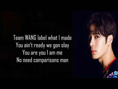 Jackson Wang - Fendiman (Lyrics)