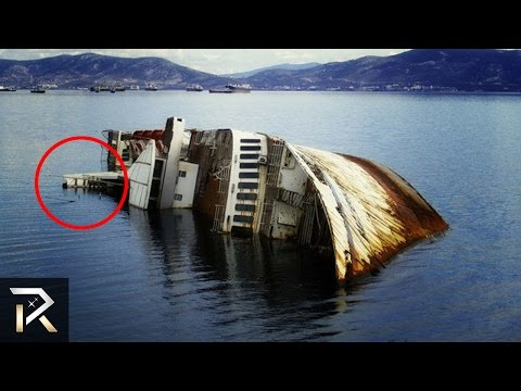 10 Mysterious Shipwrecks Forgotten At Sea