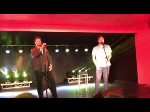 Boyzlife- Love me for a reason @ The Blake Hall in Bridgwater